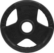 5kg obciążenie olimpijskie w gumie Stayer Sport NRB